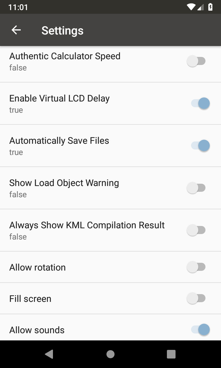 Dgis Emu48 for Android